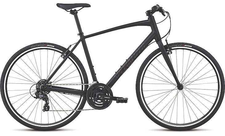 Specialized Sirrus Alloy Mens Fitness Bike 2018