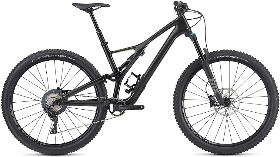 Specialized Stumpjumper LT Comp Carbon Mens 29R Fullsuspension Mountain Bike 2019