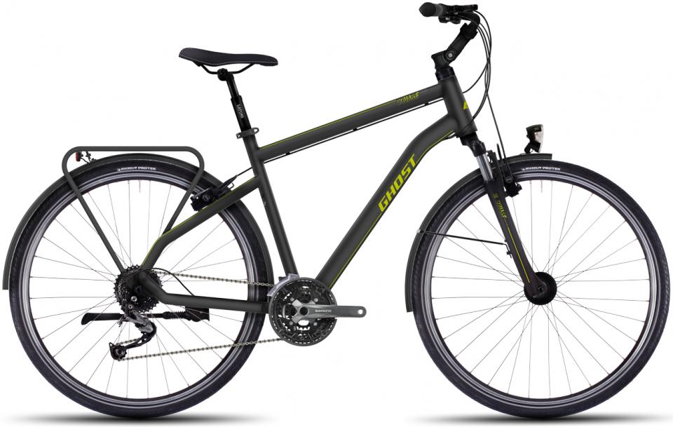 Ghost Square 3 Trekking Bike 2016