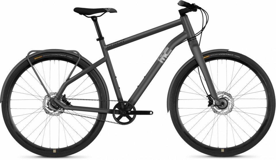 Ghost Square Urban 5.8 AL Urban Bike 2018