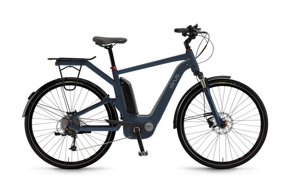 sinus dyo9 elektro fahrrad trekking ebike 2017. Black Bedroom Furniture Sets. Home Design Ideas
