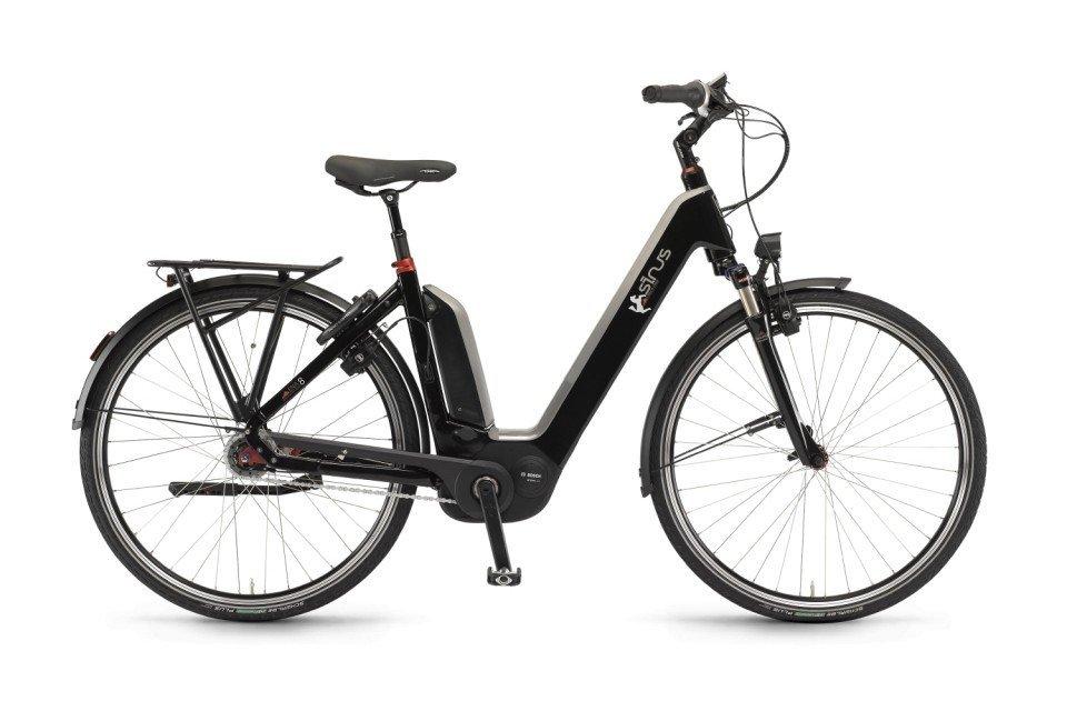 Sinus Ena8 Elektro Fahrrad/City eBike 2017