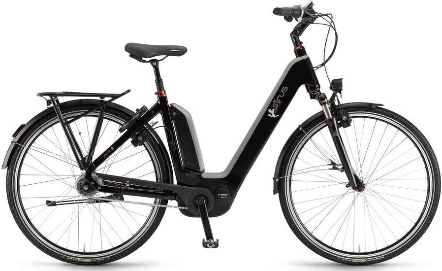 staiger sinus ena8 elektro fahrrad city ebike 2016. Black Bedroom Furniture Sets. Home Design Ideas