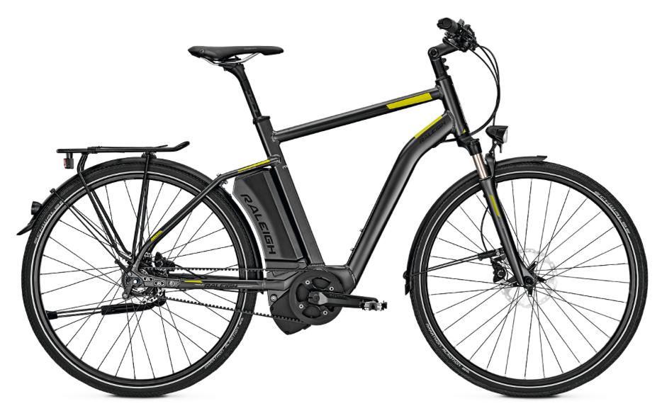 Raleigh Stoker 8 Premium Impulse Elektro Fahrrad 2018