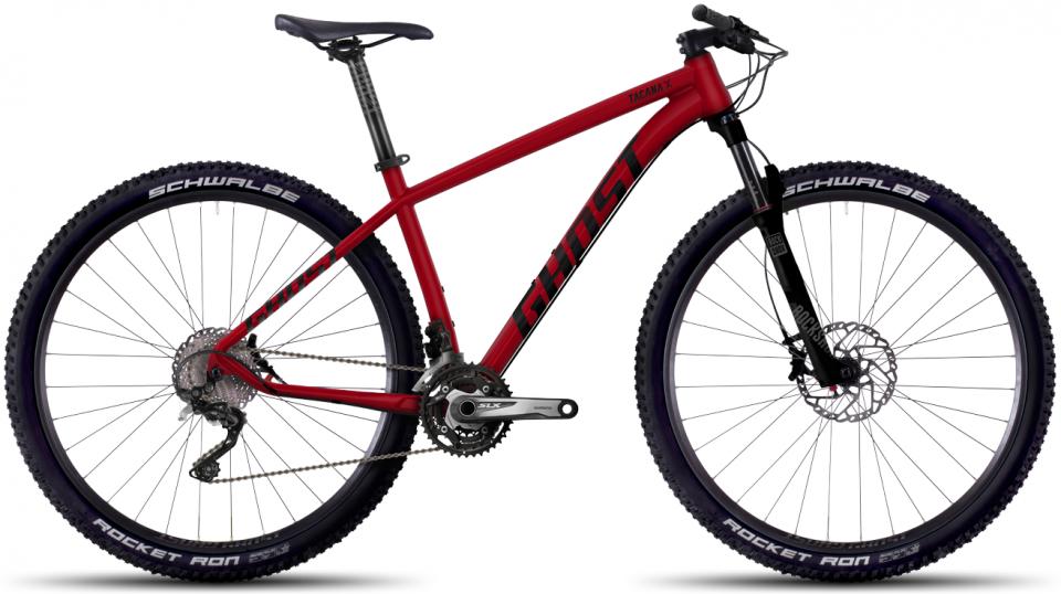 Ghost Tacana X 6 29R Twentyniner Mountain Bike 2016