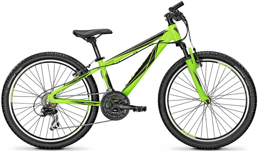 Univega Explorer 1.0 24R Kinder Mountain Bike 2017