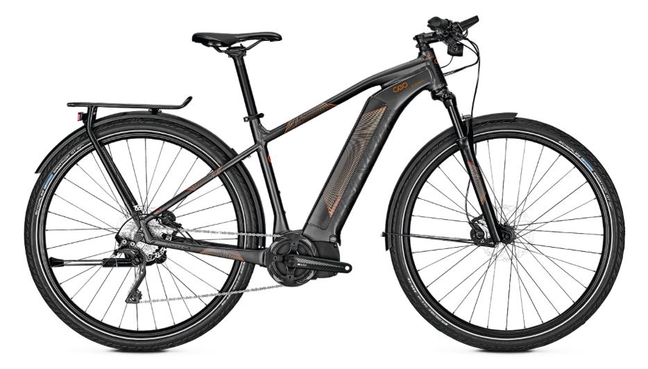 Univega Geo I Evo Highline Impulse Elektro Fahrrad 2018