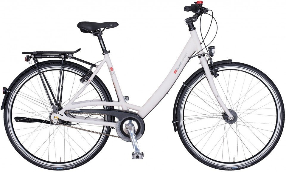 vsf fahrradmanufaktur S-100 8-G Nexus FL City Bike 2017