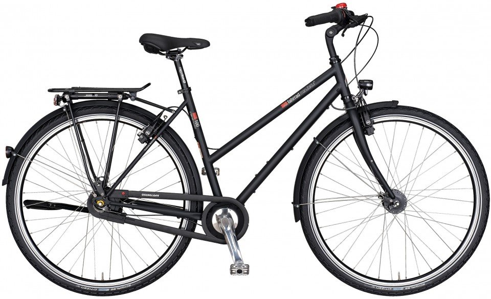 vsf fahrradmanufaktur T-100 8-G Nexus FL HS11 Trekking Bike 2017