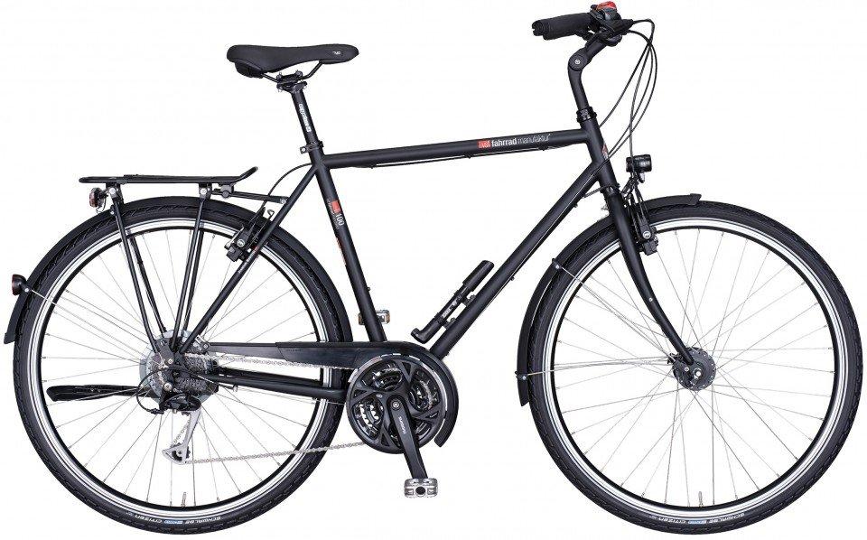 vsf fahrradmanufaktur T-100 27-G Alivio HS11 Trekking Bike 2017