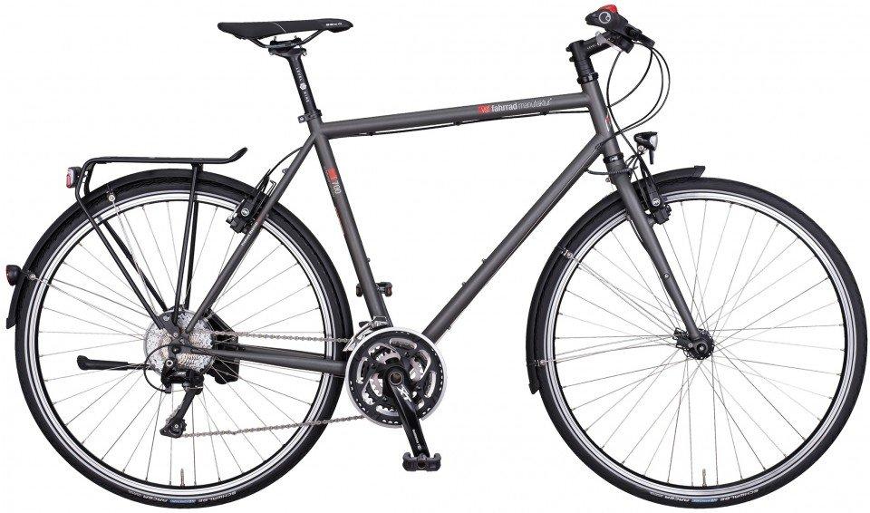 vsf fahrradmanufaktur T-700 30-G XT HS22 Trekking Bike 2017