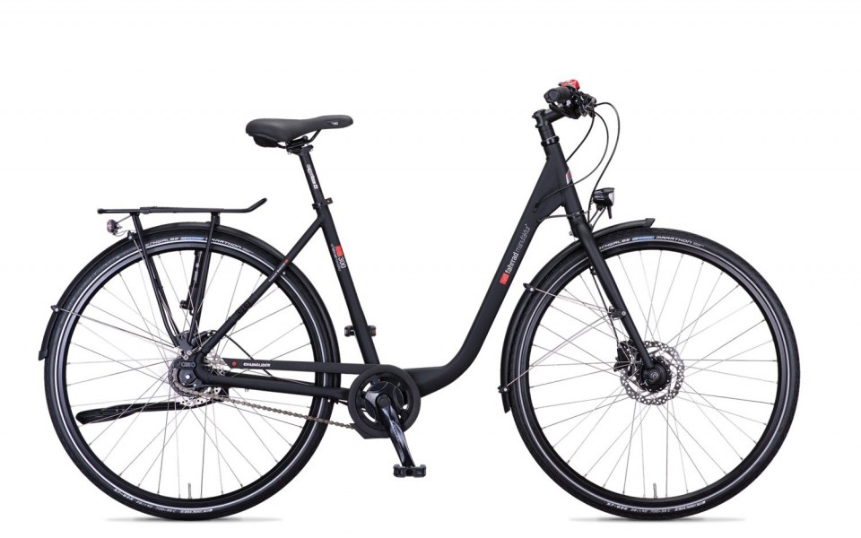 vsf fahrradmanufaktur S-300 8-G Shimano Nexus Disc City Bike 2018