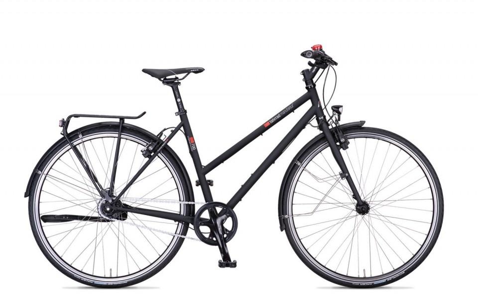 vsf fahrradmanufaktur T-700 11-G Shimano Alfine HS22 Trekking Bike 2018