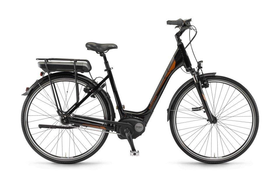 Winora B270.F 400Wh Elektro Fahrrad/City eBike 2017