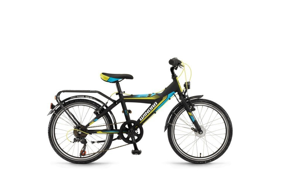 Winora Speedy Y 6-Gang 20R Kinder All Terrain Bike 2017