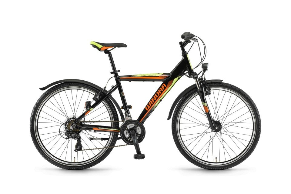 Winora Streethammer 26R Kinder & Jugend All Terrain Bike 2017