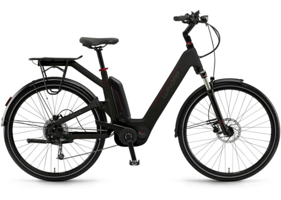 Winora Sinus Dyo 10 500Wh Bosch Elektro Fahrrad 2018