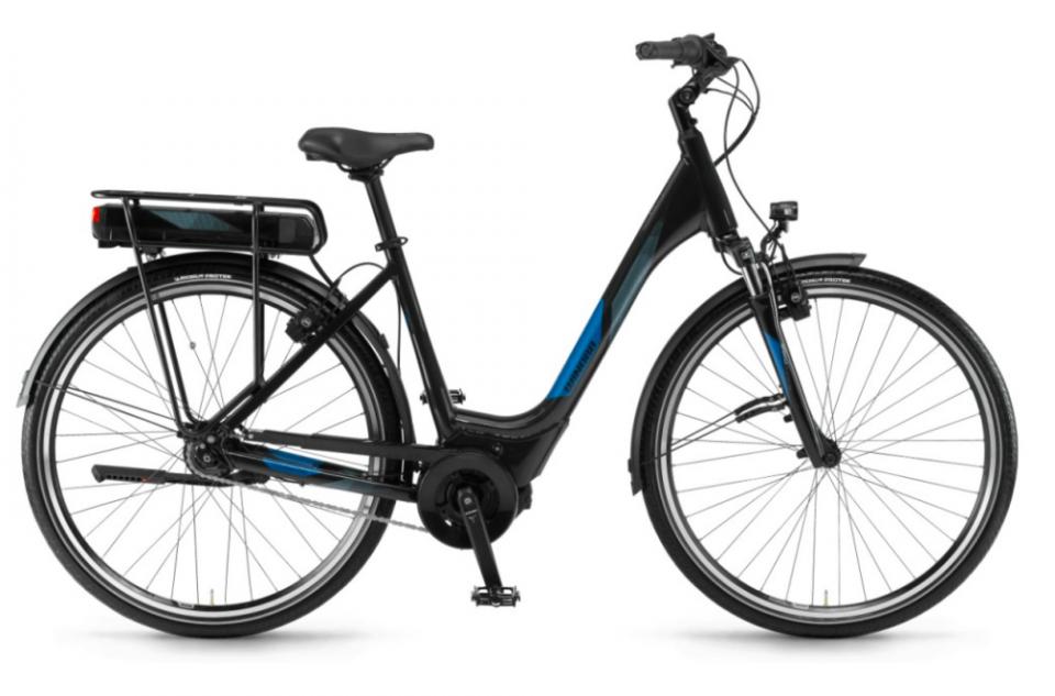 winora yucatan n8f 500wh yamaha elektro fahrrad 2018. Black Bedroom Furniture Sets. Home Design Ideas
