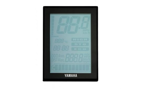 Yamaha eBike LCD Display (ab MJ 2016, PW System)