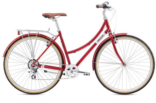 Breezer Downtown EX ST Woman Trekking Bike 2019