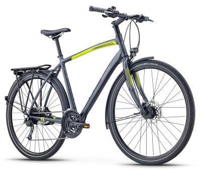 Breezer Liberty R2.1+ Trekking Bike 2019