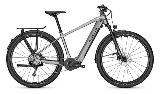 Focus Aventura² 6.8 29R Bosch Trekking Elektro Bike 2020 Toronto Grey | XL/52cm