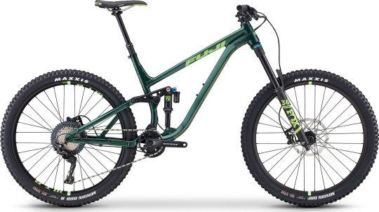 Fuji Auric LT 1.3 27.5R Fullsuspension Mountain Bike 2019