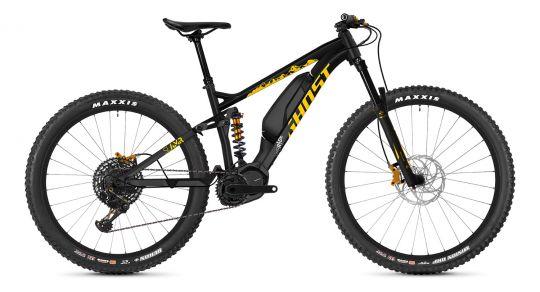 Ghost Hybride Slamr S3.7+ AL U Shimano Steps Elektro Bike 2020