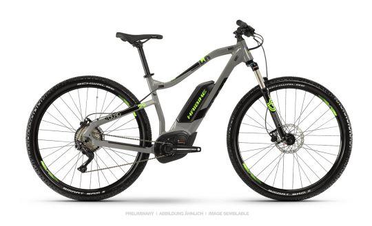 Haibike SDURO HardNine 4.0 Bosch Elektro Fahrrad 2019
