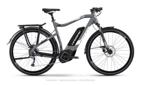 Haibike SDURO Trekking 3.0 Bosch Elektro Fahrrad 2019