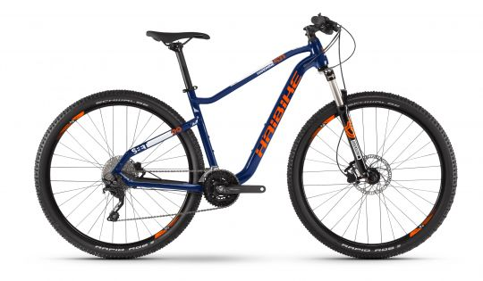 Haibike SEET HardNine 5.0 Mountain Bike 2020