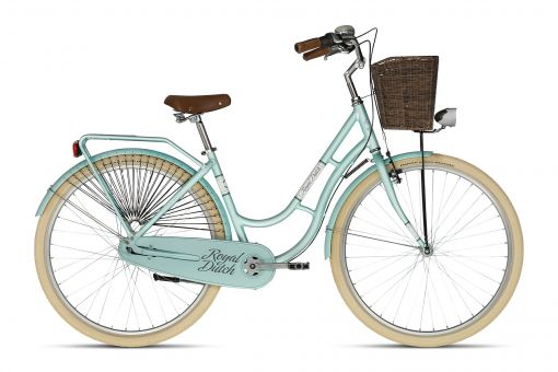 Kellys Royal Dutch City Bike 2019 Mentol