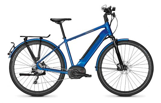 Raleigh Kent 10 S Bosch Elektro Fahrrad 2020
