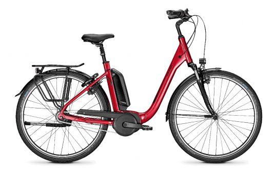 "Raleigh Kingston 8 R Bosch Elektro Fahrrad 2020 Barolored glossy | 28"" Comfort S/45cm"