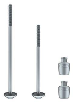 Abus NutFix™ M5 2x Axle 100/135 Komponentensicherungs-Set