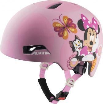 Alpina Hackney Disney Kinder Fahrrad Helm