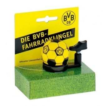 Fanbike Bundesliga Borussia Dortmund Fahrrad Glocke