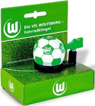 Fanbike Bundesliga VfL Wolfsburg Fahrrad Glocke