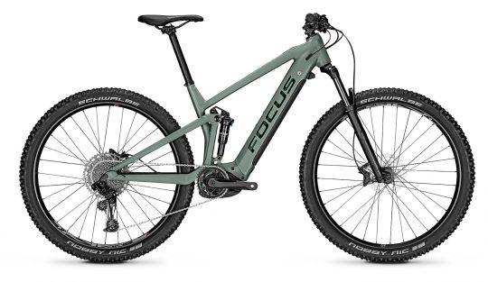 Focus Thron² 6.7 Bosch Trail & Touren Fullsuspension Elektro Mountain Bike 2020