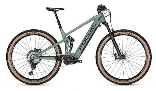 Focus Thron² 6.9 Bosch Trail & Touren Fullsuspension Elektro Mountain Bike 2020