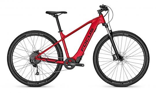 Focus Whistler² 6.9 Groove Alltag & Fitness Elektro Mountain Bike 2020