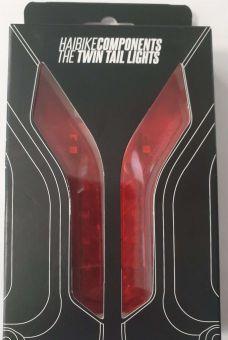 Haibike Twin Tail Lights Beleuchtungsset für Flyon