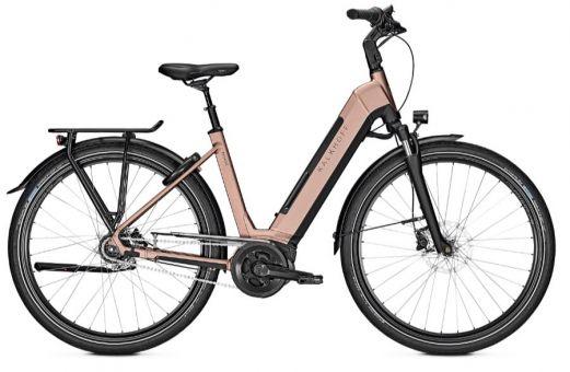 "Kalkhoff Image 5.B XXL R Bosch Elektro Fahrrad 2019 Magicblack/Pecanbrown matt | 28"" Wave S/43cm"