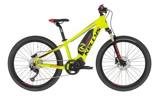 Kellys eMARC Shimano Steps 24R Kinder & Jugend Elektro Mountain Bike 2021