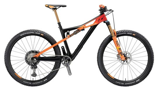 KTM Prowler Sonic 12 29R Fullsuspension Mountain Bike 2019