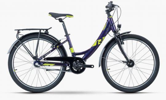 R Raymon FourRay 2.5 Street Wave 24R Kinder & Jugend All Terrain Bike 2021