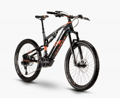 R Raymon FullRay E-Seven 8.0 Yamaha Fullsuspension Elektro Mountain Bike 2020