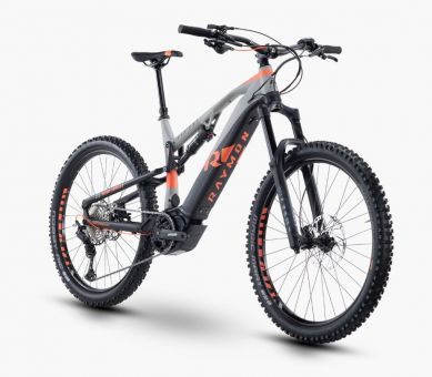 R Raymon TrailRay E-Seven 10.0 Yamaha Fullsuspension Elektro Mountain Bike 2020