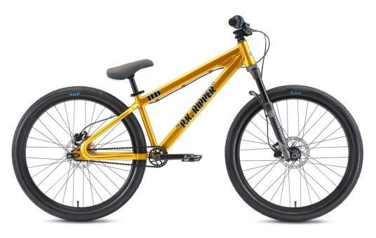 SE Bikes DJ Ripper HD 26R BMX Bike 2021