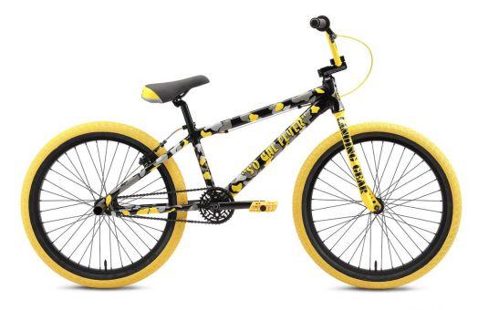 SE Bikes SO CAL Flyer 24R BMX Bike 2021